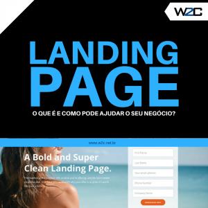 Landing Page - O que é e como pode ajudar o seu negócio.